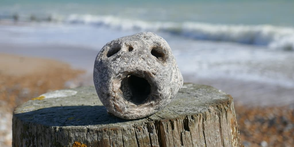 Hagstone By Chloe Turner Reflex Press Just recently i've really taken up an interest in holey stones, & have found myself spending my free time by a river bank or lake shore searching for my very own rare little. hagstone by chloe turner reflex press